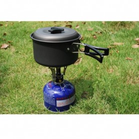 Backpacking Canister Camping Stove / Kompor Gas Portable - Y630 - 11