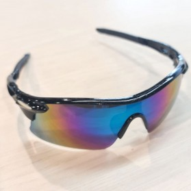 RainTree Outdoor Sport Mercury Sunglasses for Man and Woman - 009189 - Black