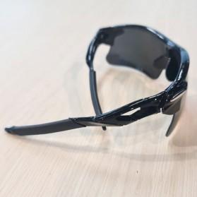 RainTree Outdoor Sport Mercury Sunglasses for Man and Woman - 009189 - Black - 3
