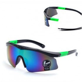 Outdoor Sport Mercury Sunglasses for Man and Woman - 009188 - Black - 1