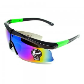 Outdoor Sport Mercury Sunglasses for Man and Woman - 009188 - Black - 4