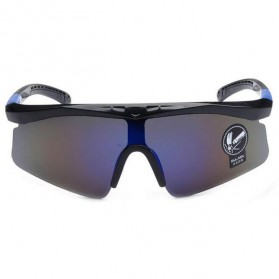 Outdoor Sport Mercury Sunglasses for Man and Woman - 009188 - White - 2