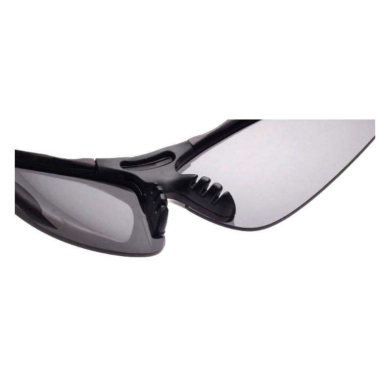 Kacamata Sepeda Lensa Mercury - 0091 - Black Gold - 5 .