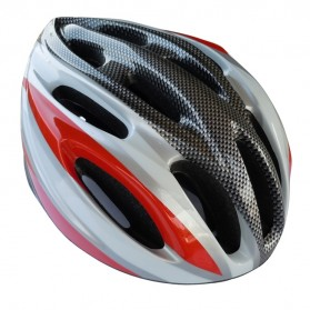Cycling Helmet EPS Foam PVC Shell - xk06 / Helm Sepeda - Black