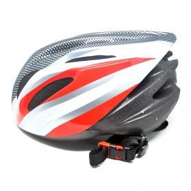 Cycling Helmet EPS Foam PVC Shell - xk06 / Helm Sepeda - Black - 4
