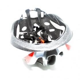 Cycling Helmet EPS Foam PVC Shell - xk06 / Helm Sepeda - Black - 6