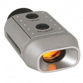 Digital 7x18 Golf Range Finder / Teropong Gold - AD-964 - Silver - 3