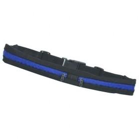 Sabuk Tas Olahraga 2 Slot - C92209 - Blue