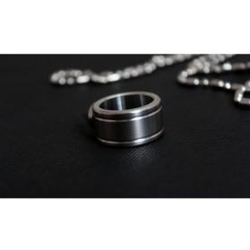 Outdoor Self Defense Knuckle Ring Weapon / Cincin Bela Diri - Silver - 7