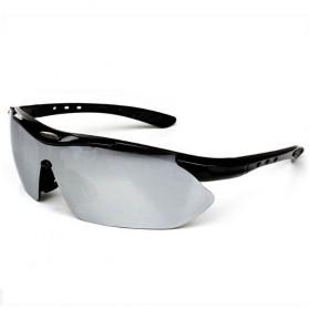 Kacamata Sepeda Parkour - 0089 - Black/Gray
