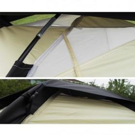 Double Layer Door Camping Tent / Tenda Camping - ZP32750 - Blue - 7