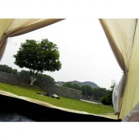 Double Layer Door Camping Tent / Tenda Camping - ZP32750 - Blue - 10