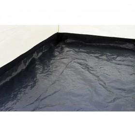 Double Layer Door Camping Tent / Tenda Camping - ZP32750 - Blue - 11