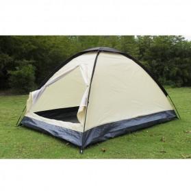 Double Layer Door Camping Tent / Tenda Camping - ZP32750 - Blue - 15