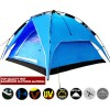 Anti Wind Bunk Camping Tent / Tenda Camping - Blue