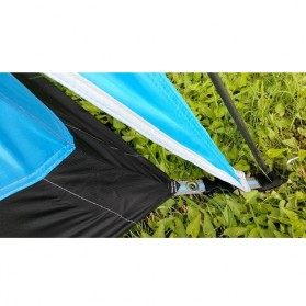 Tenda Camping Anti Wind Bunk Tent  - NH15Z006-P - Blue - 7