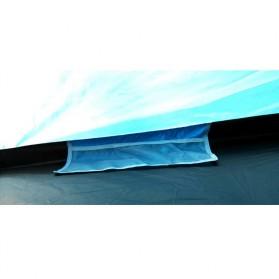 Tenda Camping Anti Wind Bunk Tent  - NH15Z006-P - Blue - 11