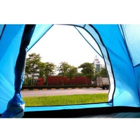 Tenda Camping Anti Wind Bunk Tent  - NH15Z006-P - Blue - 13