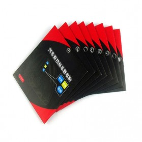 Automotive Electrostatic Stickers 3 PCS / Stiker Mobil - 4