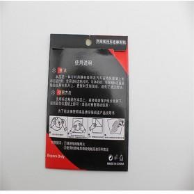Automotive Electrostatic Stickers 3 PCS / Stiker Mobil - 6
