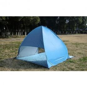 Tenda Camping Pantai Buka Otomatis - ISL100 - Blue - 2