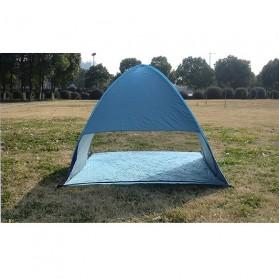 Tenda Camping Pantai Buka Otomatis - ISL100 - Blue - 3