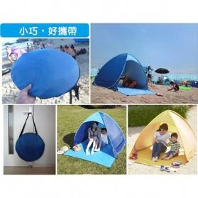 Tenda Camping Pantai Buka Otomatis - ISL100 - Blue - 5