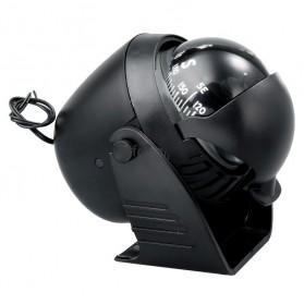 Kompas Ball Shaped Magnetic Compass Declanation Correction - LC760 - Black - 3