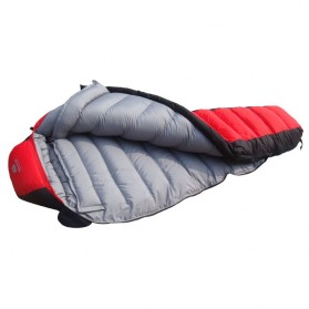 Outdoor Sleeping Bag / Kantung Tidur - Red - 2