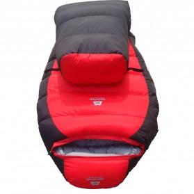 Outdoor Sleeping Bag / Kantung Tidur - Red - 8