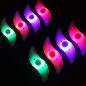 DACHELUN Lampu Ban Sepeda Colorful LED Bicycle Wheel Light 1 PCS - DC-889 - Multi-Color - 2