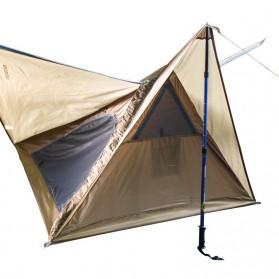 Tenda Camping Ultralight Double Layer Waterproof - 3F15D - Green