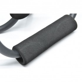 ITSTYLE Tali Stretching Yoga Fitness Power Resistance - TT007N - Black - 3