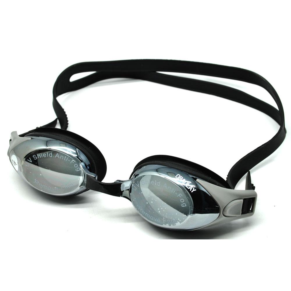 ... Obaolay Kacamata Renang Minus 4.0 Anti Fog UV Protection - Black - 1 ... 619d16f0c9