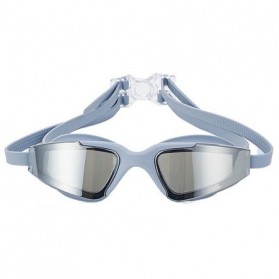 RUIHE Kacamata Renang Anti Fog UV Protection - RH5310 - Gray