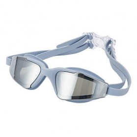 RUIHE Kacamata Renang Anti Fog UV Protection - RH5310 - Gray - 2