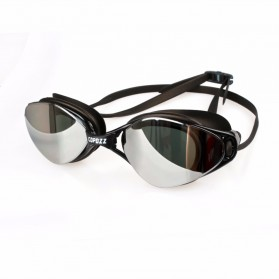 COPOZZ Kacamata Renang Anti Fog UV Protection - GOG-3550 - Black