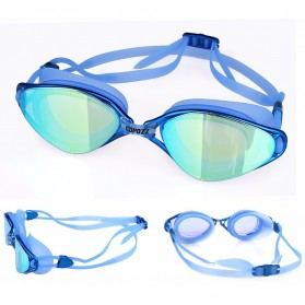 COPOZZ Kacamata Renang Anti Fog UV Protection - GOG-3550 - Sky Blue - 2