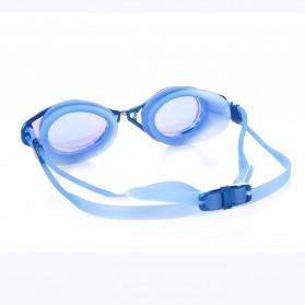 COPOZZ Kacamata Renang Anti Fog UV Protection - GOG-3550 - Sky Blue - 3