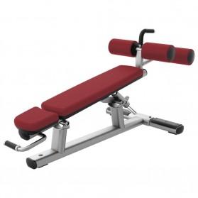 Kursi Alat Fitness Gym Bench Press Abdominal Exercise - Red