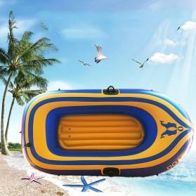 Dolphin Perahu Karet Inflatable Boat 2 Orang - 713 - Yellow - 2