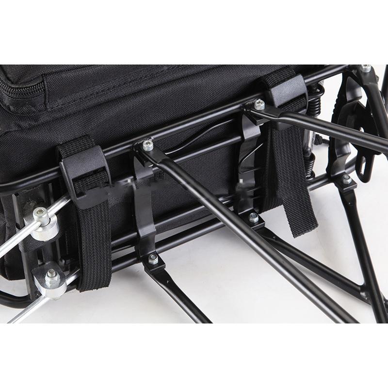 Roswheel Tas Sepeda Rear Seat Rack - 14236 - Black