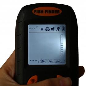Alat Sonar Deteksi Ikan Portable 100 Meter - Black - 2