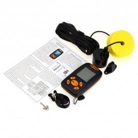 Alat Sonar Deteksi Ikan Portable 100 Meter - Black - 4