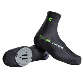Sarung Sepatu Sepeda Bike Cycling Shoe Pedal Lock Size M - Black