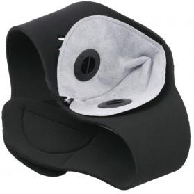 Masker Motor Filter Anti Polusi - Black - 4