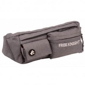 Free Knight Tas Pinggang Olahraga - N3233 - Black - 4