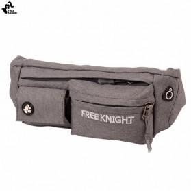 Free Knight Tas Pinggang Olahraga - N3233 - Black - 5