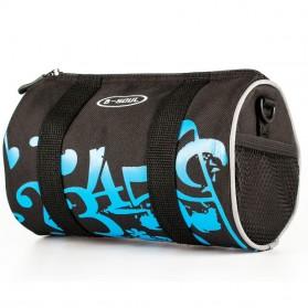 B-Soul Tas Sepeda Multifungsi Tas Selempang Waterproof - Blue