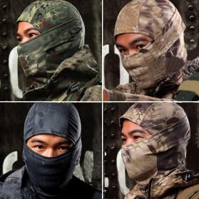 CISE Masker Motor Full Face Mask - W54 - Camouflage - 2